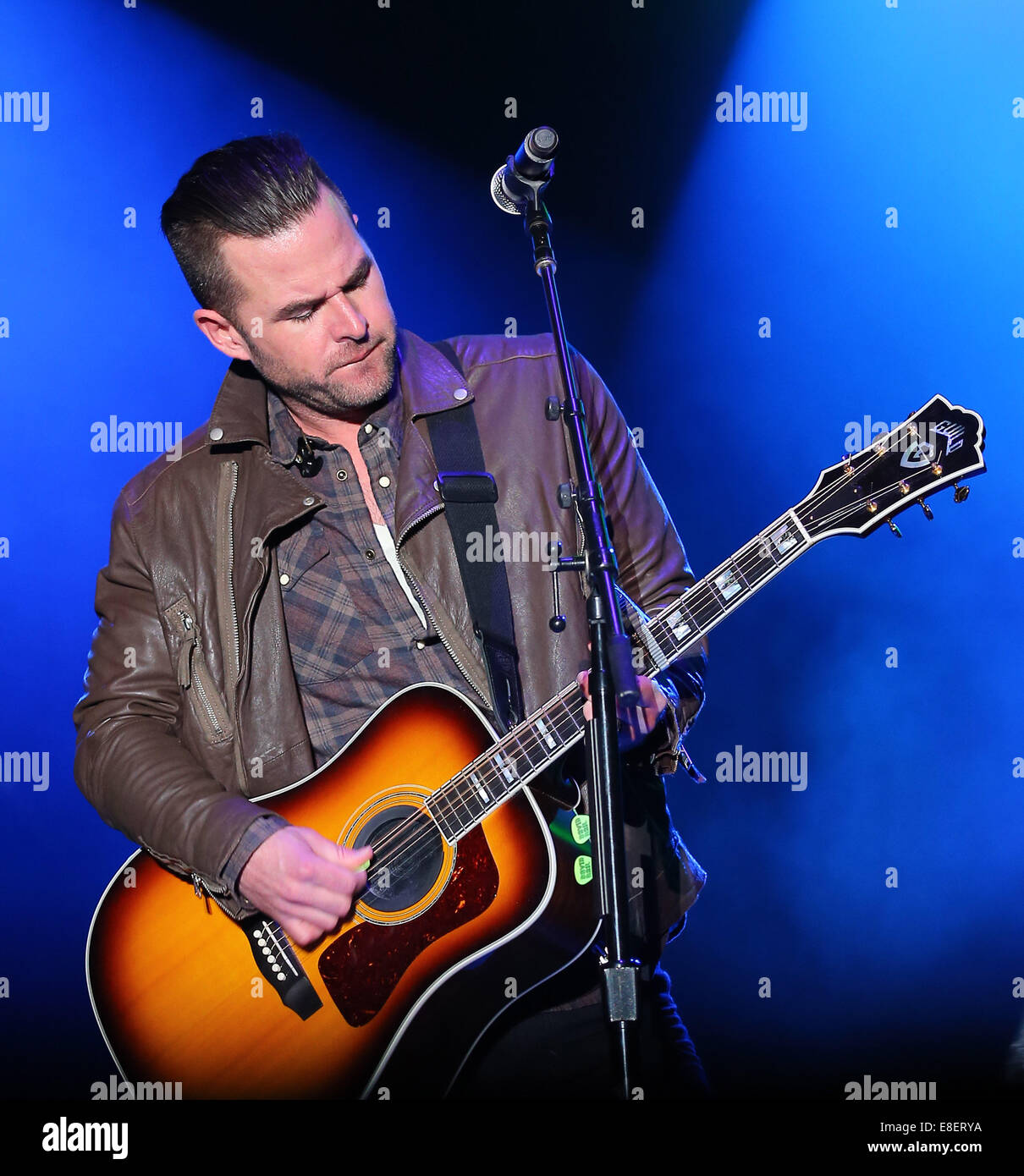 ACM Week Kick Off Party with 95.5 The Bull Featuring: David Nail ...