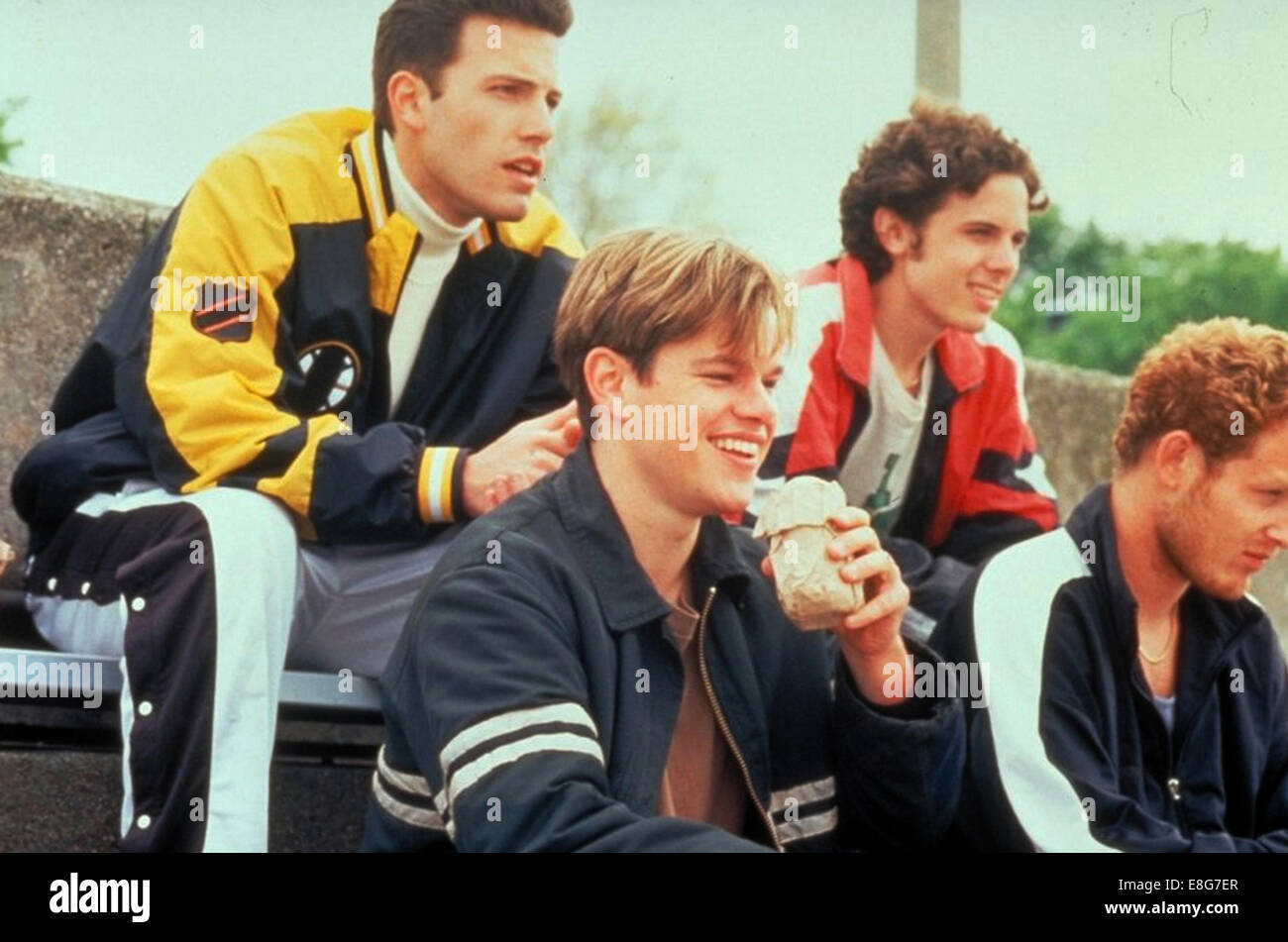 good will hunting miramax film from l ben affleck matt good will hunting 1997 miramax film from l ben affleck matt damon casey affleck and cole hauser