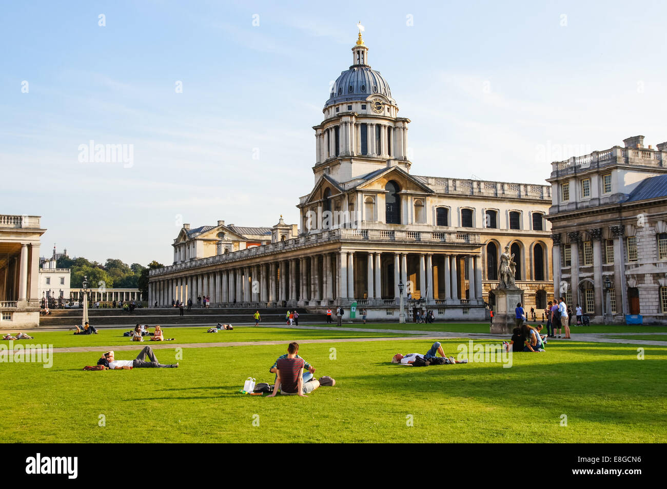 University of greenwich old royal naval college london for London school of english