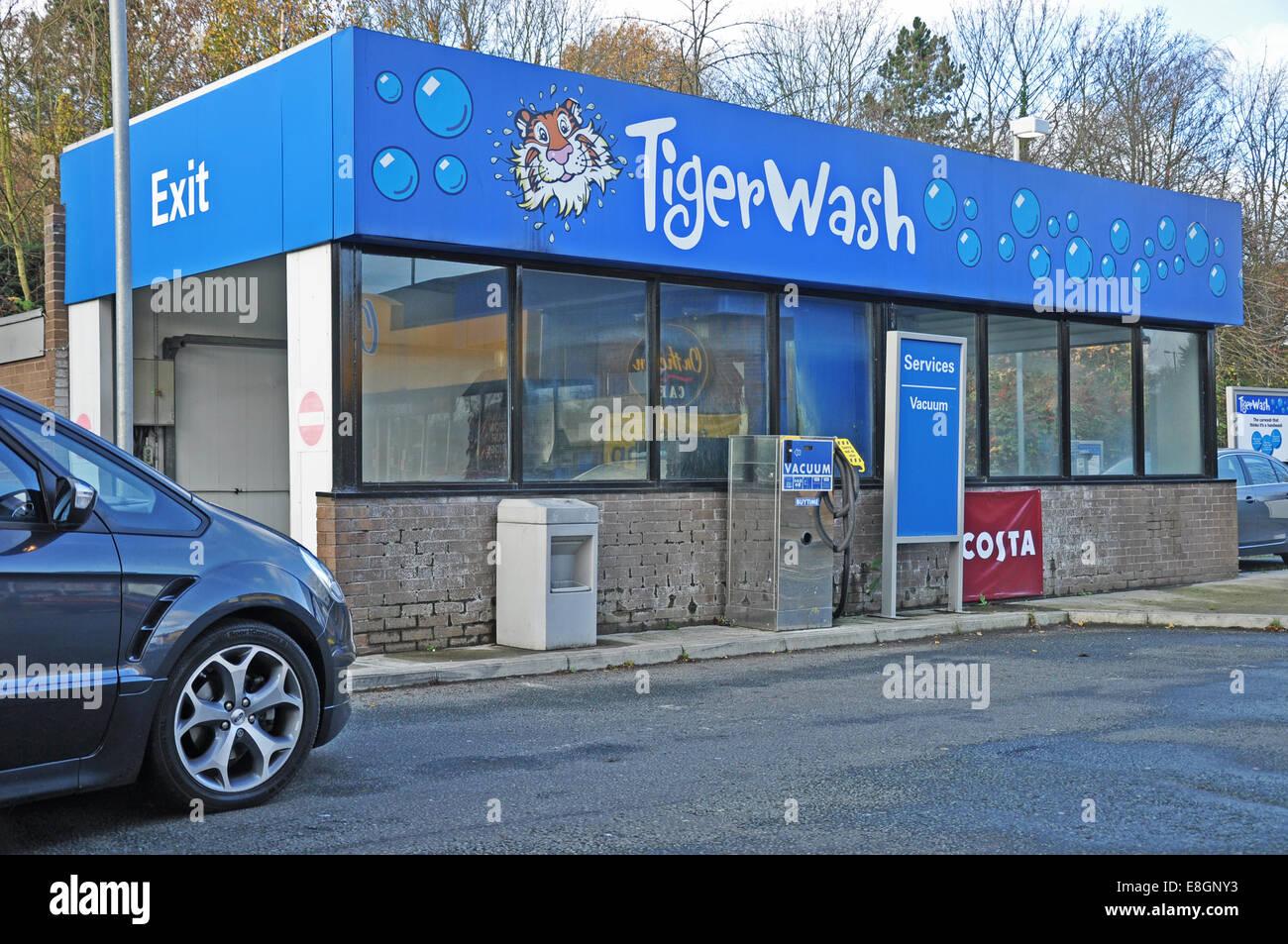 Tiger Express Car Wash