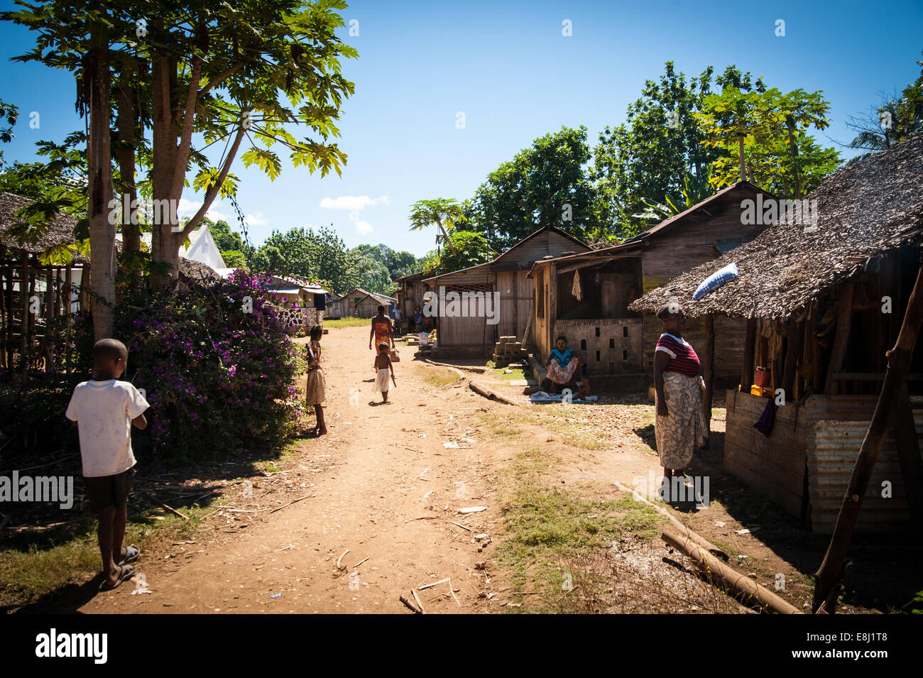 Poor African Villages | www.imgkid.com - The Image Kid Has It! Poor African Villages