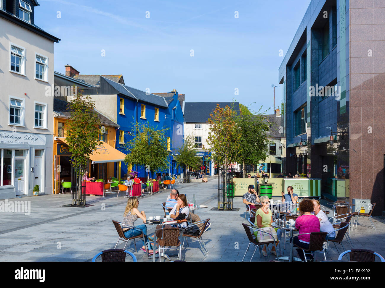 Cafes and restaurants on trimmers lane in the selskar area for The wexford