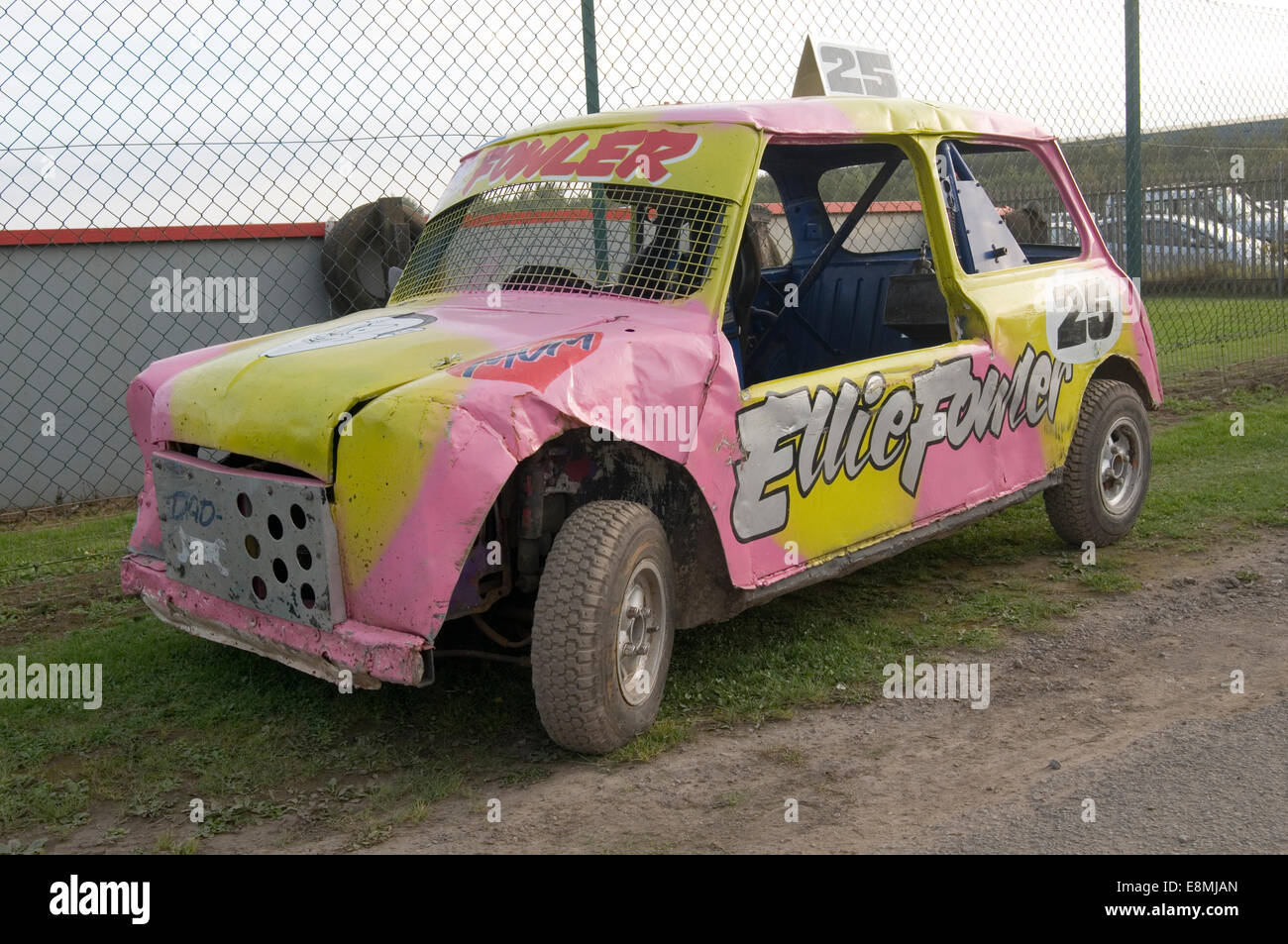 mini stock car cars minis grass track racing stockcar stockcars ...