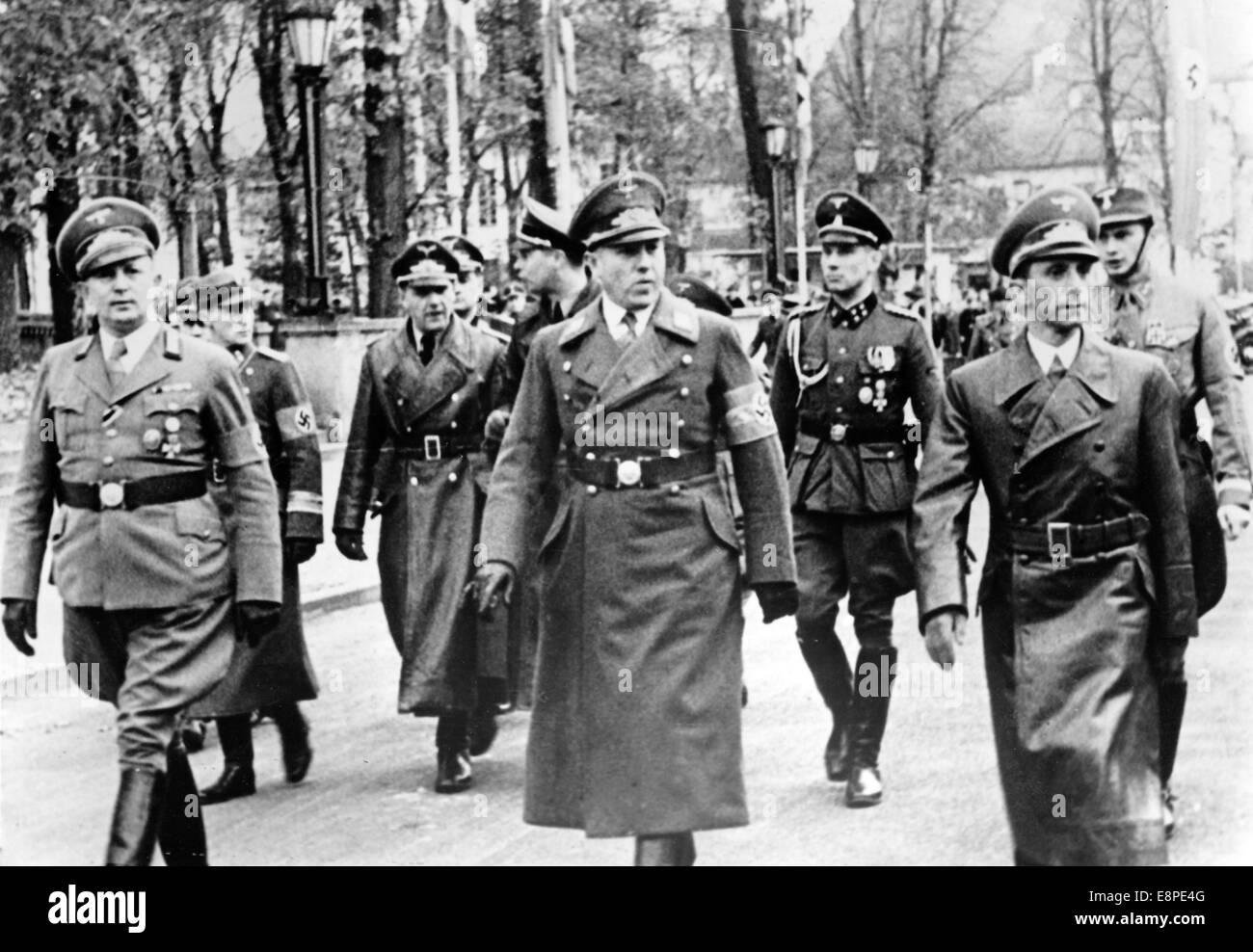 dr joseph goebbels and the nazi propaganda The former secretary to nazi germany's propaganda boss joseph goebbels has  died aged 106.