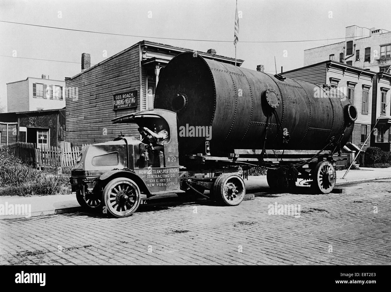 Mack C Model Trucks : Mack bulldog model a c crescent street queens new