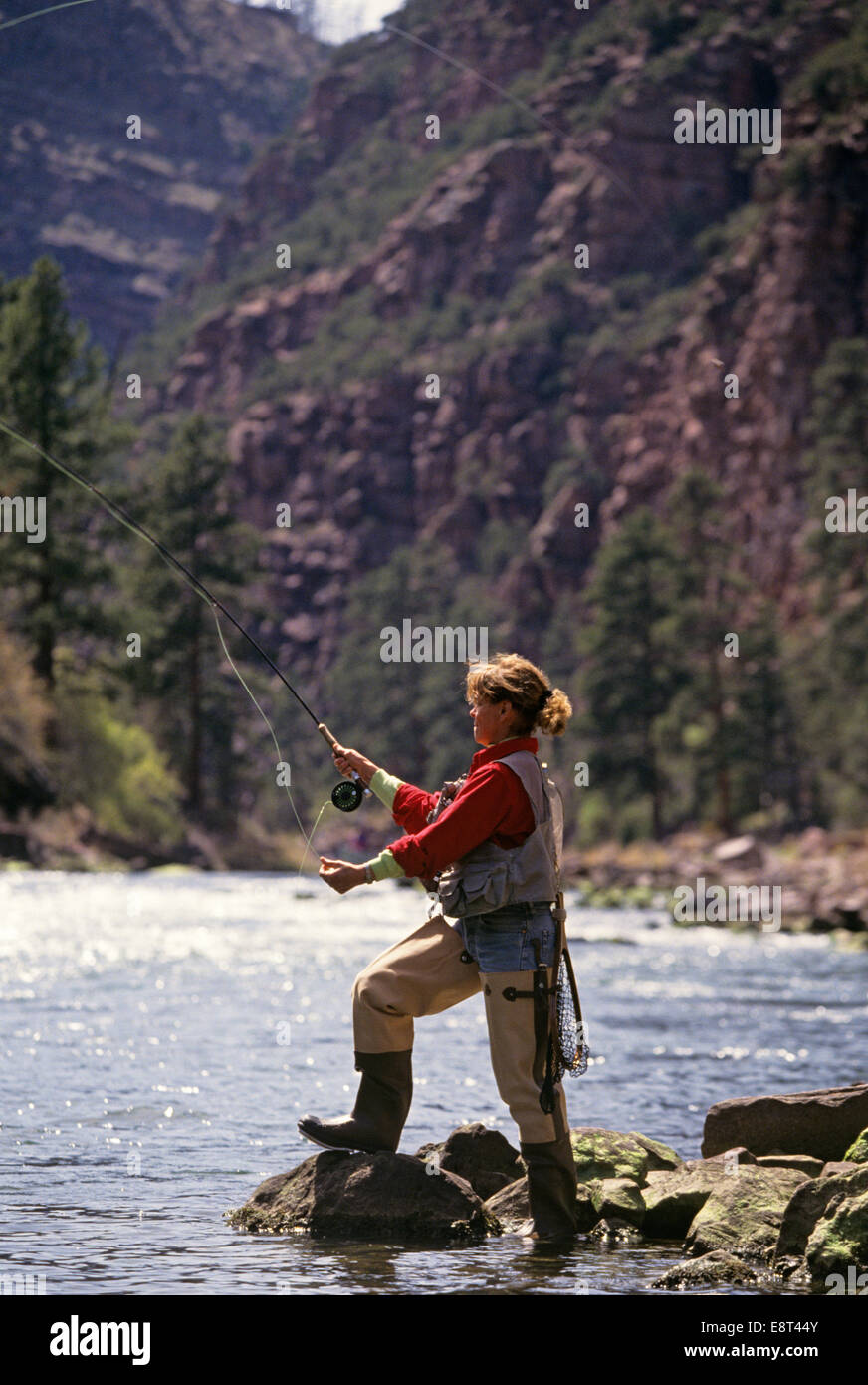 Fly fish usa for Fly fishing green river utah