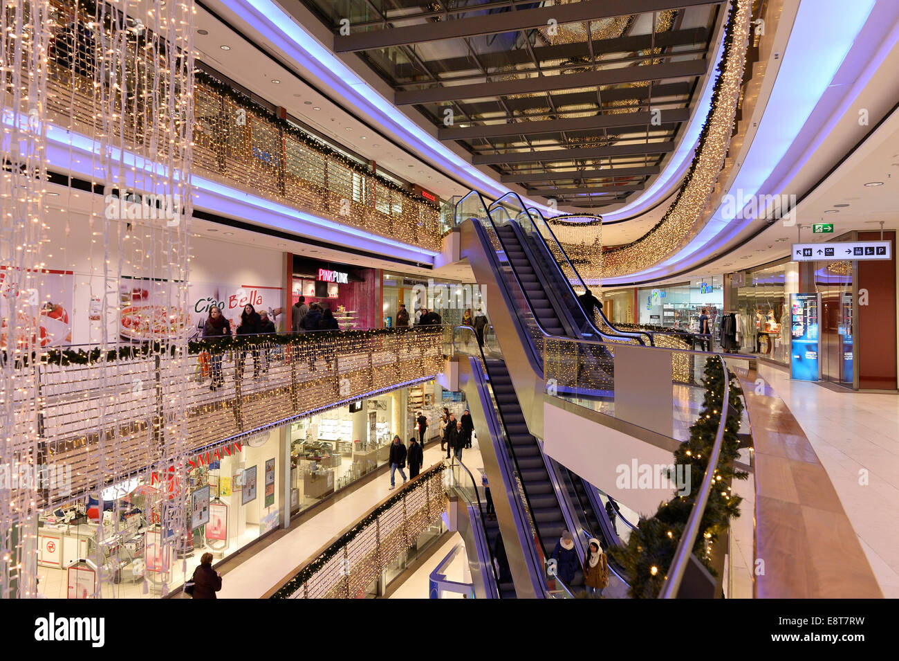 Baden Baden Einkaufszentrum