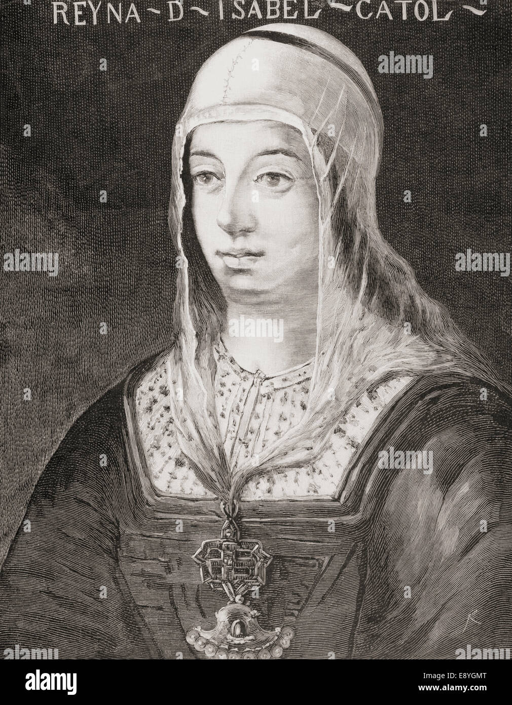 Isabella of Portugal, Queen of Castile