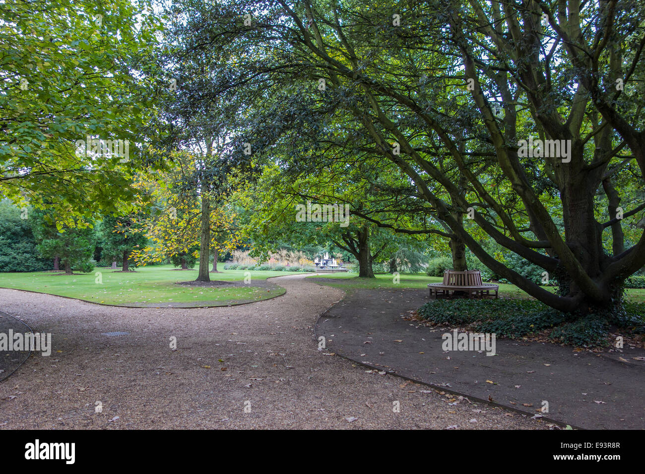 Personable Cambridge Botanical Gardens In The Autumn Stock Photo Royalty  With Excellent Cambridge Botanical Gardens In The Autumn With Archaic Marble Arch To Covent Garden Also Wooden Garden Arches For Sale In Addition Viet Garden And Stubbings Garden Centre As Well As Stone Garden Furniture Uk Additionally Aluminium Garden Furniture From Alamycom With   Excellent Cambridge Botanical Gardens In The Autumn Stock Photo Royalty  With Archaic Cambridge Botanical Gardens In The Autumn And Personable Marble Arch To Covent Garden Also Wooden Garden Arches For Sale In Addition Viet Garden From Alamycom