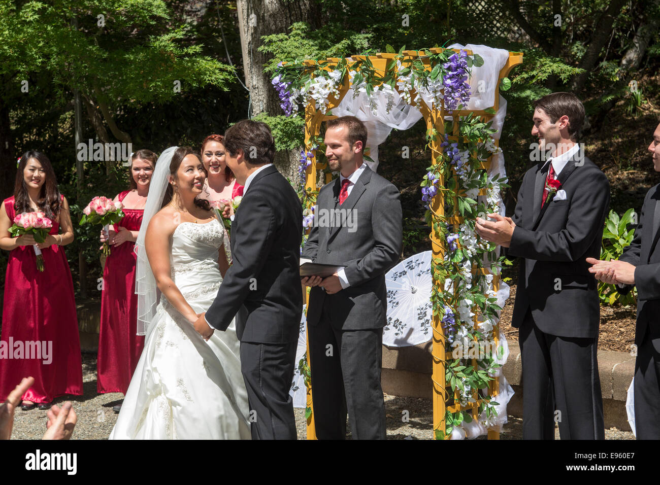 Civil wedding ceremony wedding wedding guests marin art and civil wedding ceremony wedding wedding guests marin art and garden center ross marin county california united states junglespirit Gallery
