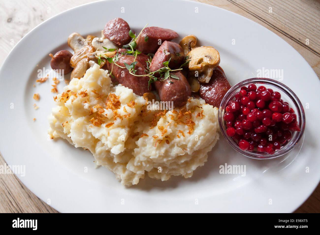 reindeer sausage stock photos u0026 reindeer sausage stock images alamy