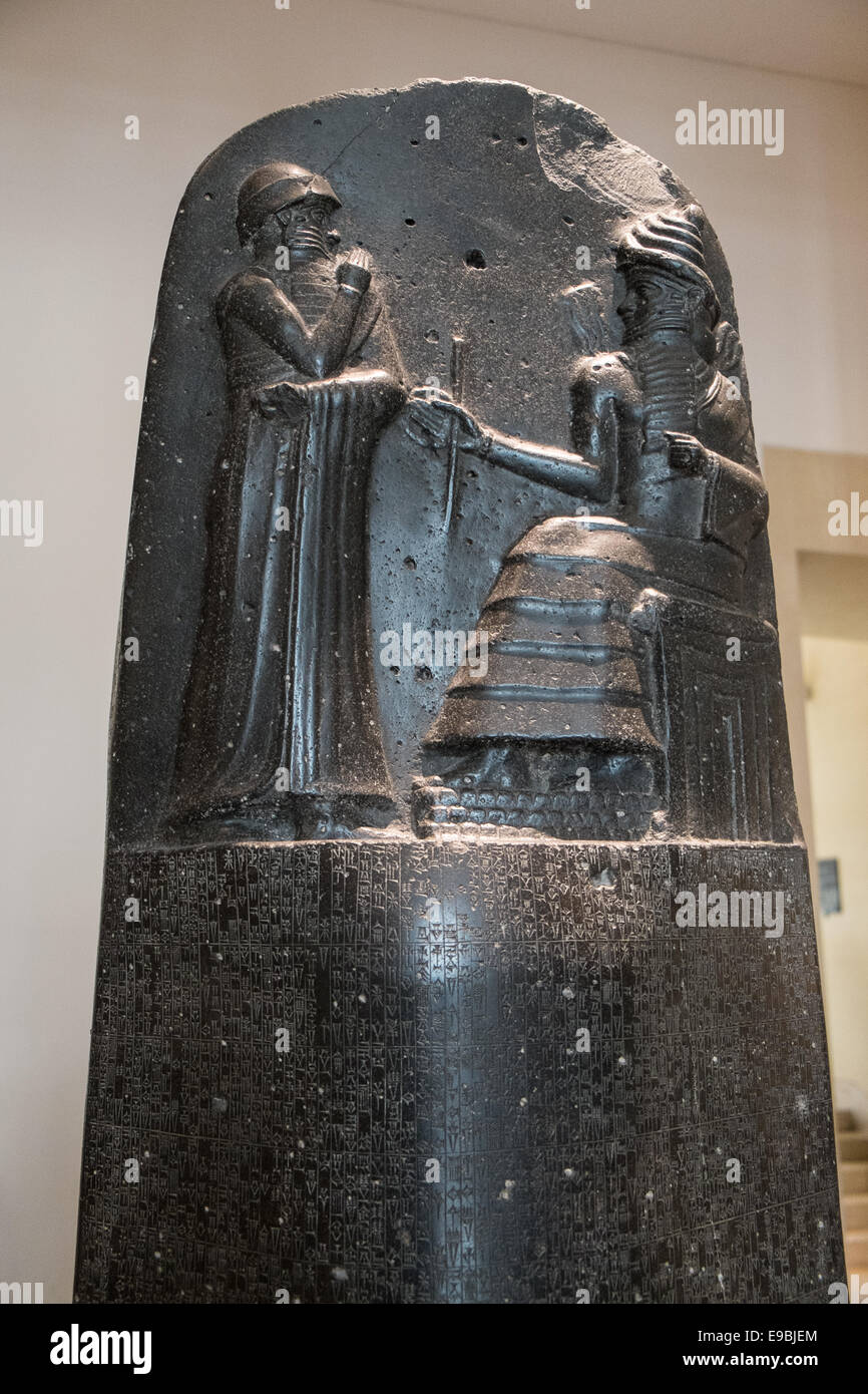 hammarubis code laww Even a law code was in those days regarded as a subject for prayer,  part of the source file for the law code of hammurabi translator: l w king when anu the.