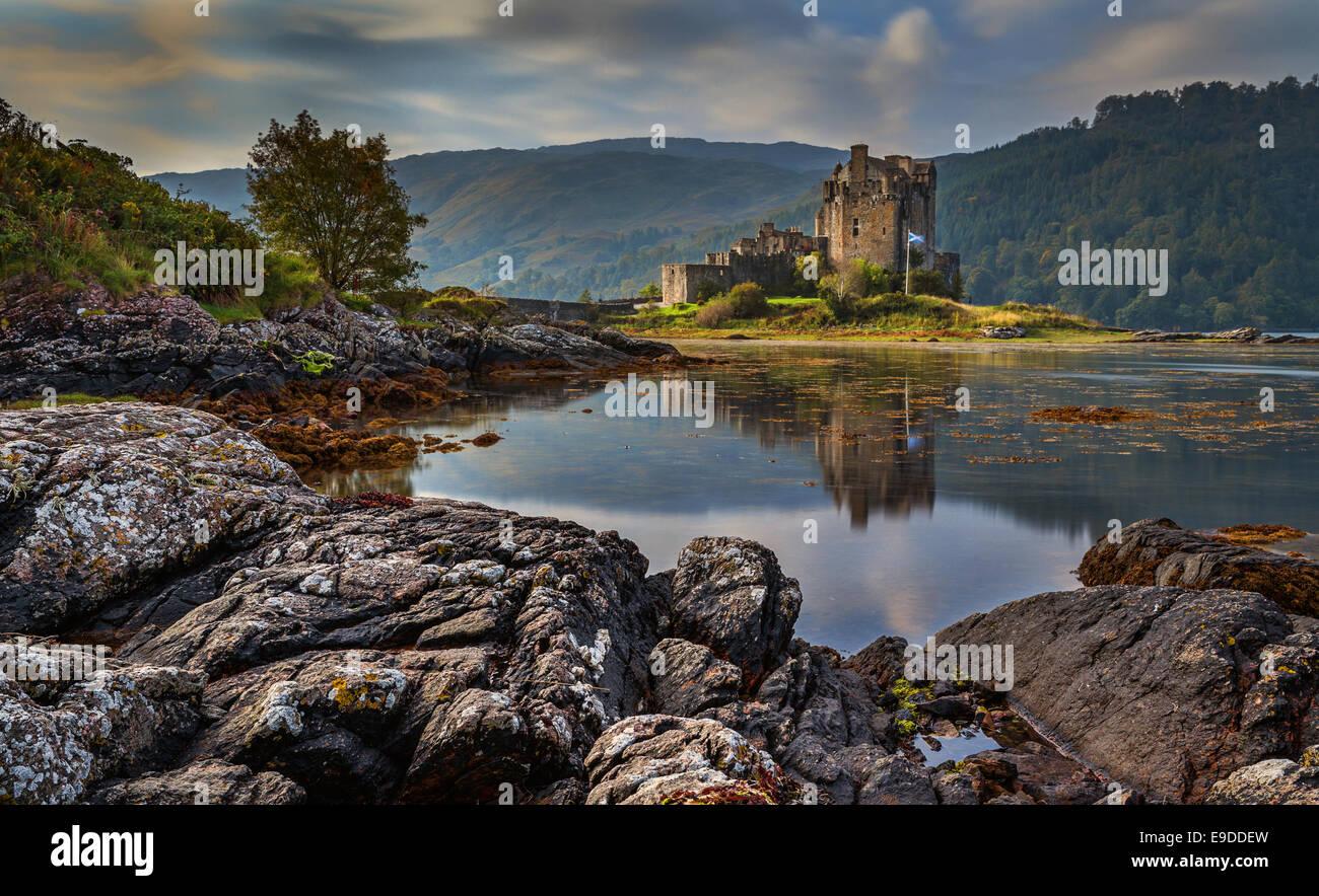 Eilean Donan Castle Dornie Kyle Of Lochalsh In The