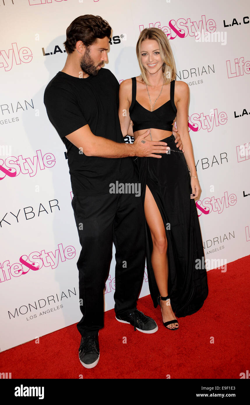 Brody Jenner Amp Kaitlynn Carter Life Amp Style 10 Year