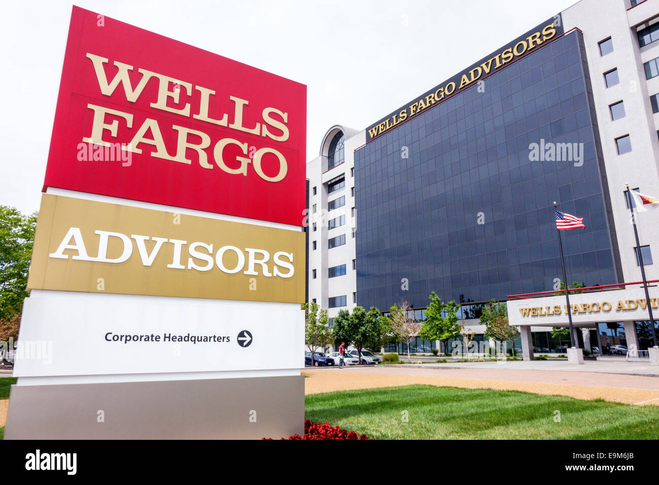 St Louis Missouri Saint Wells Fargo Advisors Corporate