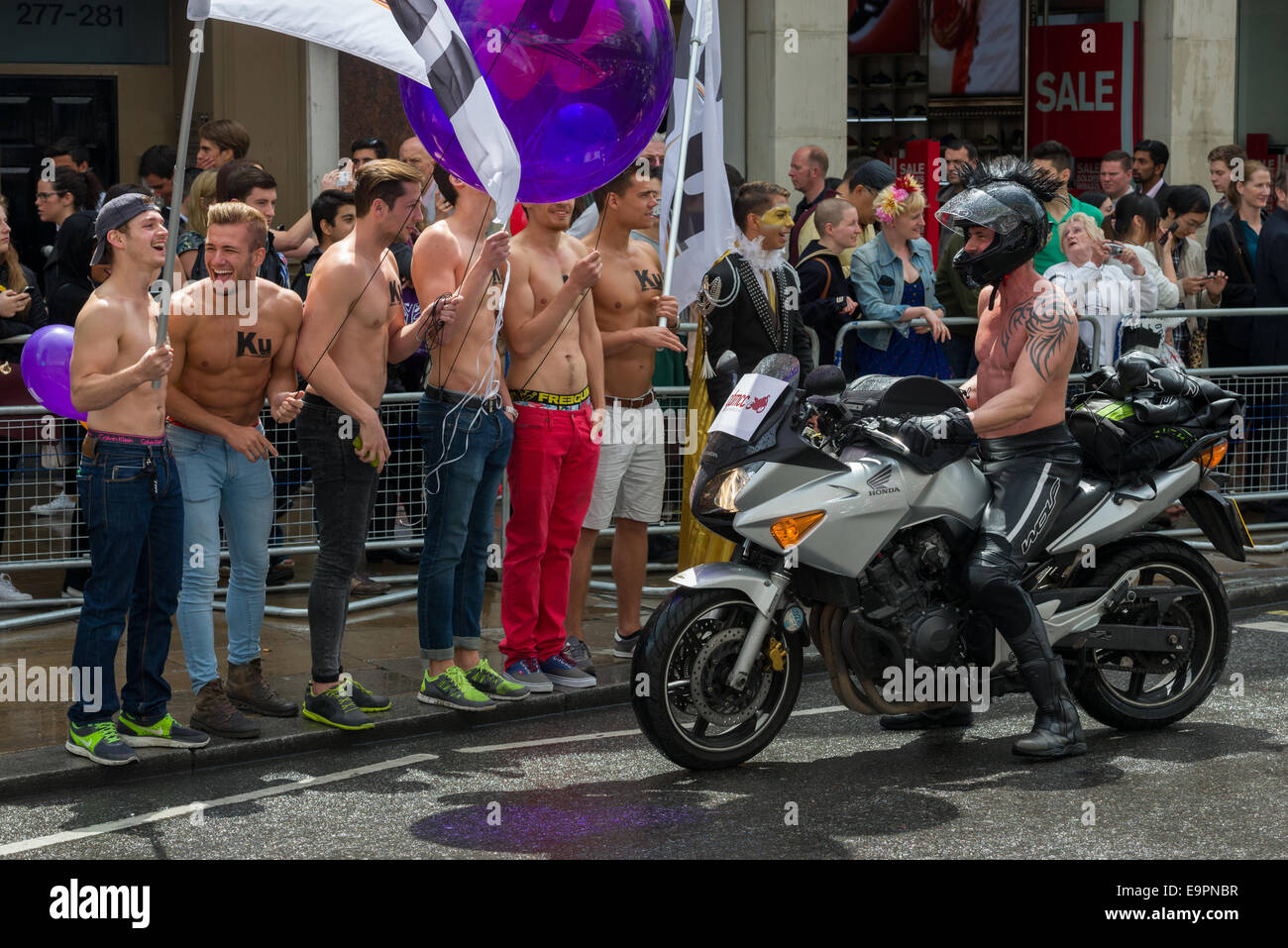 Gay Bikers Club 33