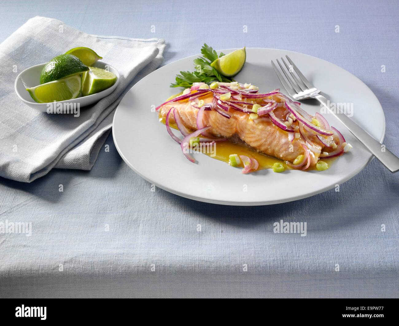 Agave salmon recipes