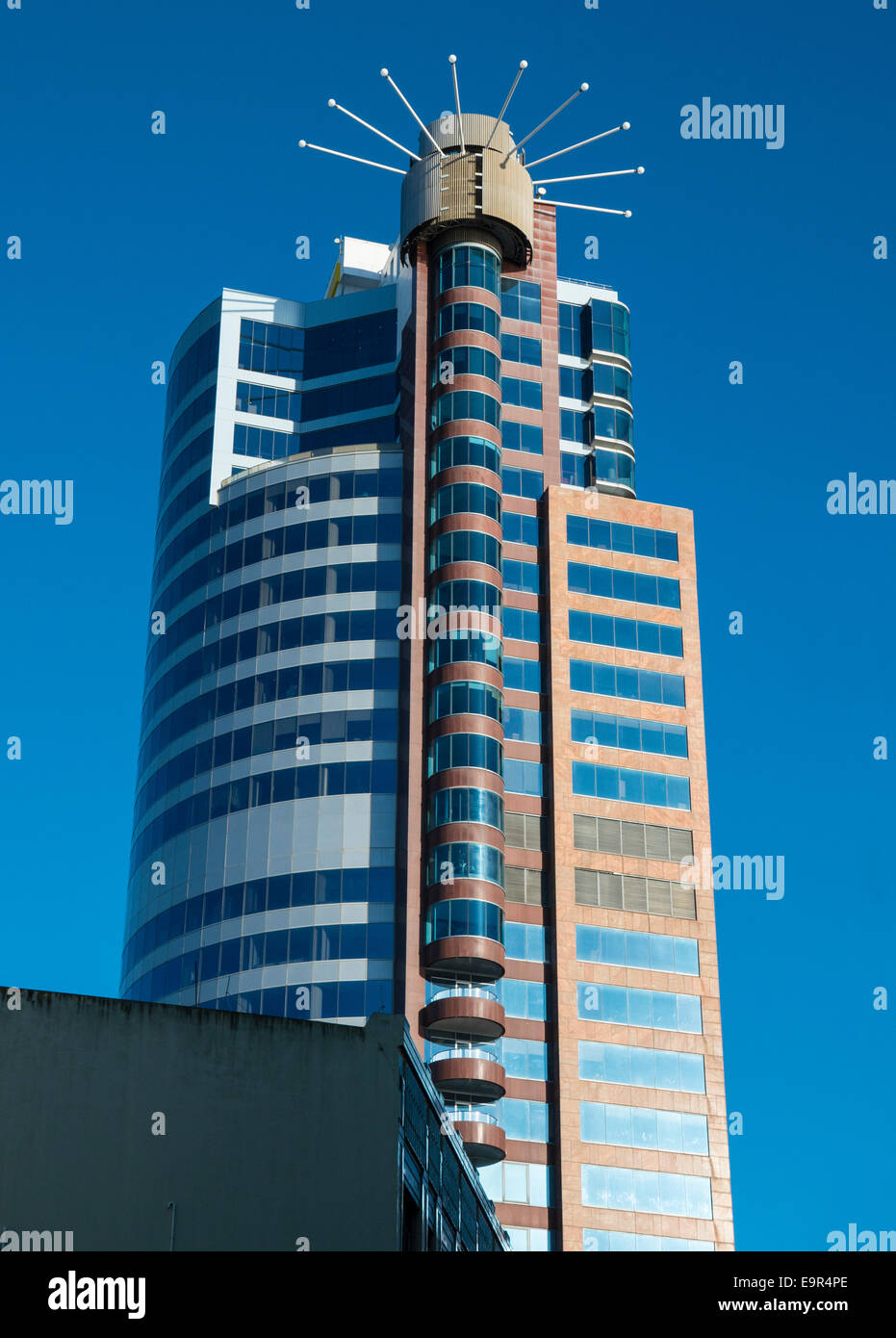Majestic Centre, Wellington, New Zealand, Wellingtonu0027s Tallest Office  Building