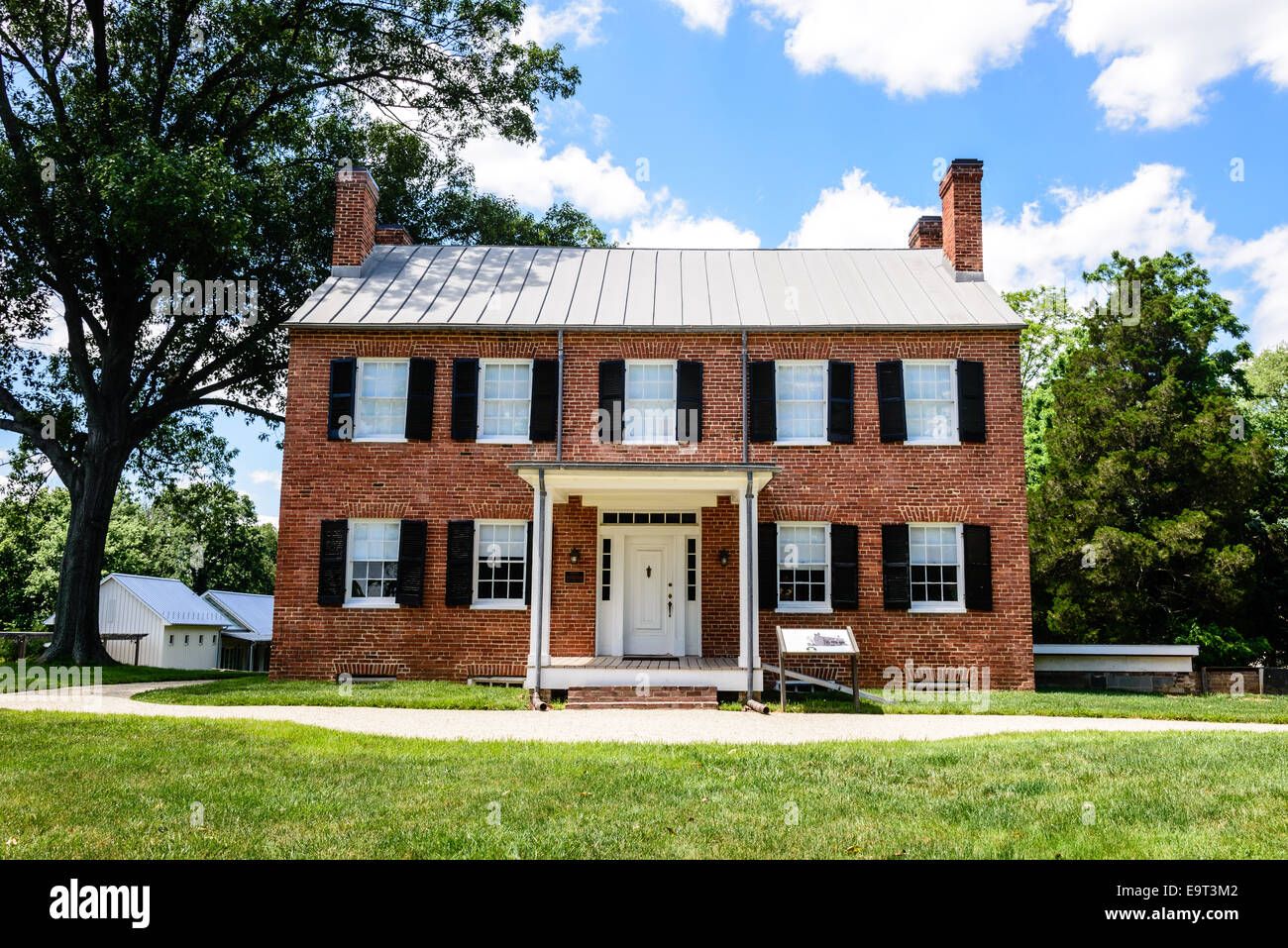 Historic Blenheim 3610 Old Lee Highway Fairfax City