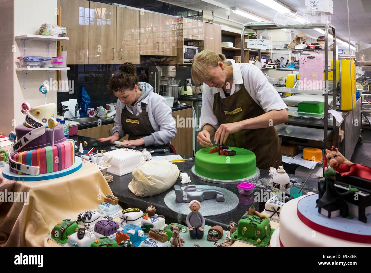Wedding Cake Shop Oxford Covered Market