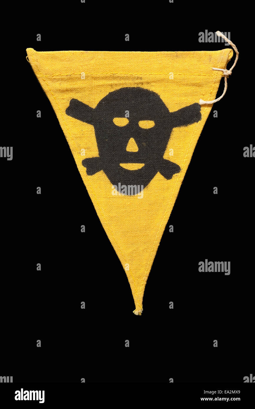 1940s flag and symbol used by the german military during world war 1940s flag and symbol used by the german military during world war ii to mark mine fields and toxic areas buycottarizona