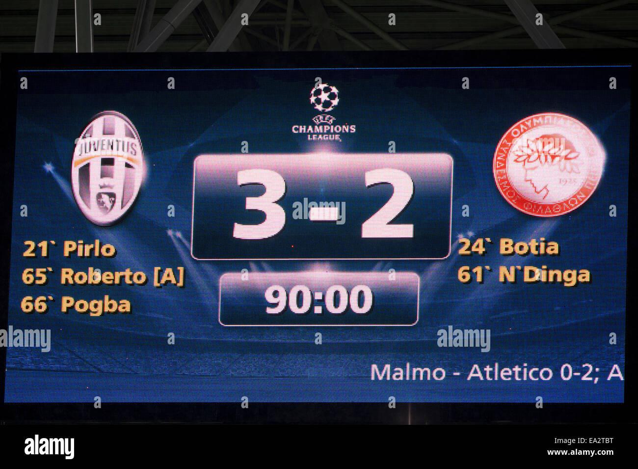 football score - photo #3
