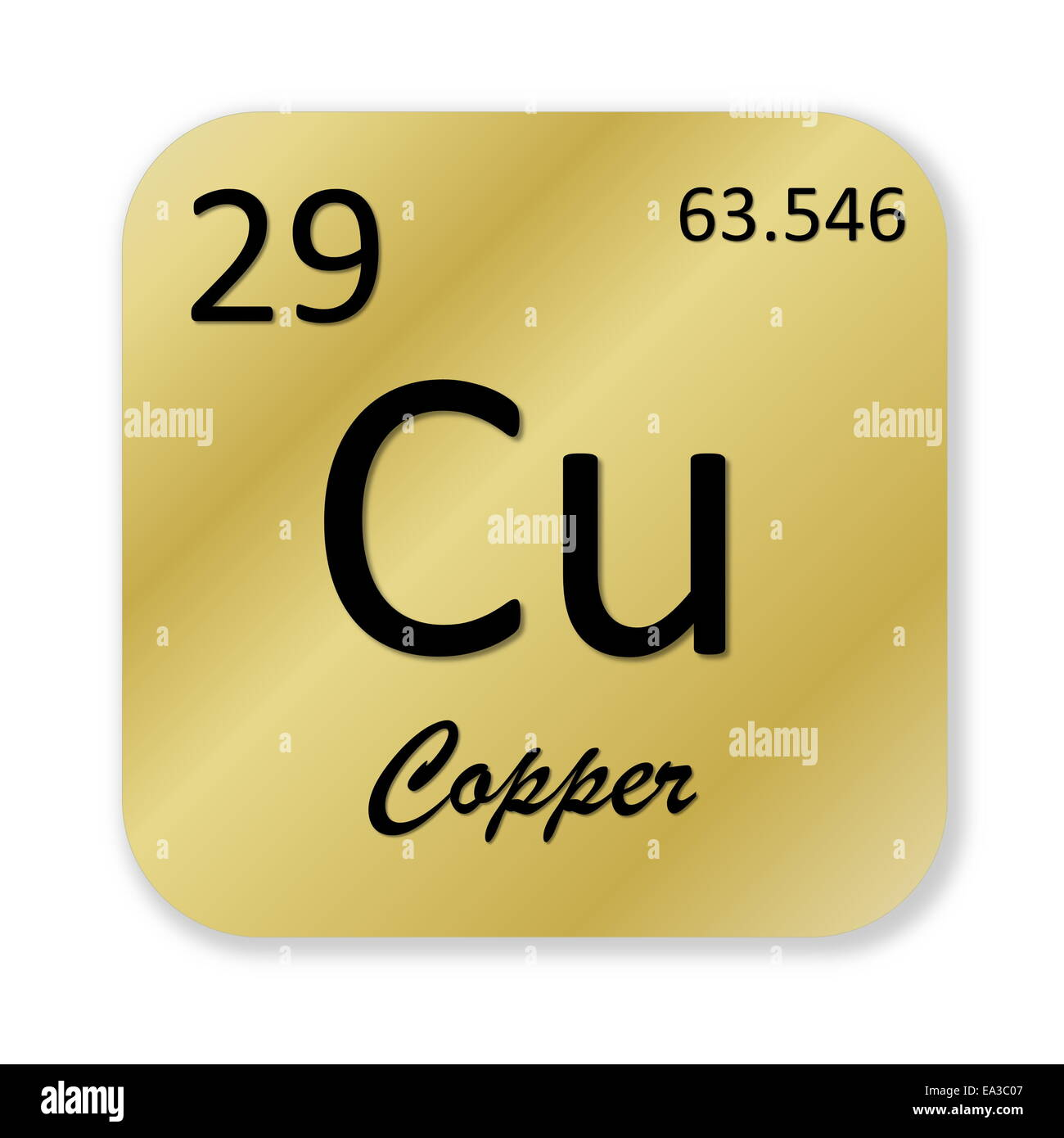 Copper element stock photo royalty free image 75063303 alamy copper element copper element stock photo buycottarizona Image collections