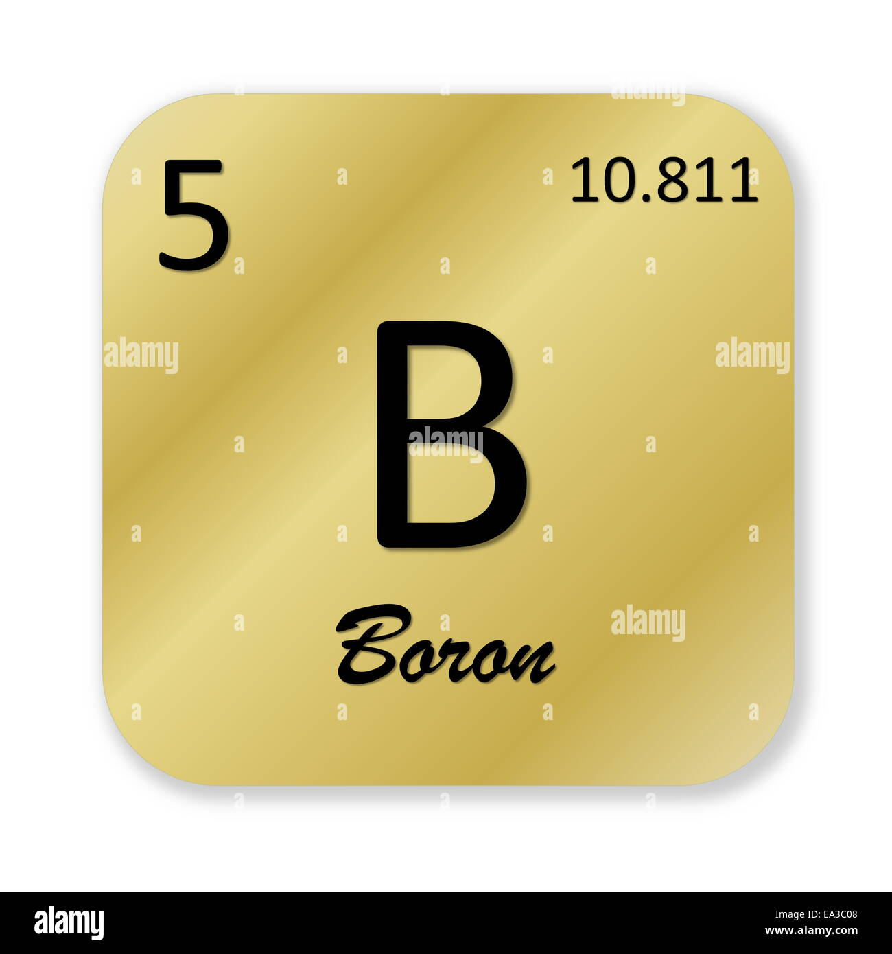 Boron element stock photo royalty free image 75063304 alamy boron element buycottarizona