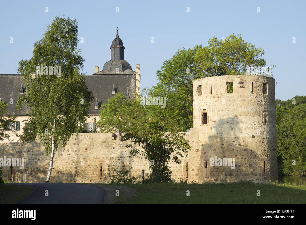Burg veynau euskirchen wisskirchen germany stock photo royalty free image 75067912 alamy - Euskirchen mobel ...