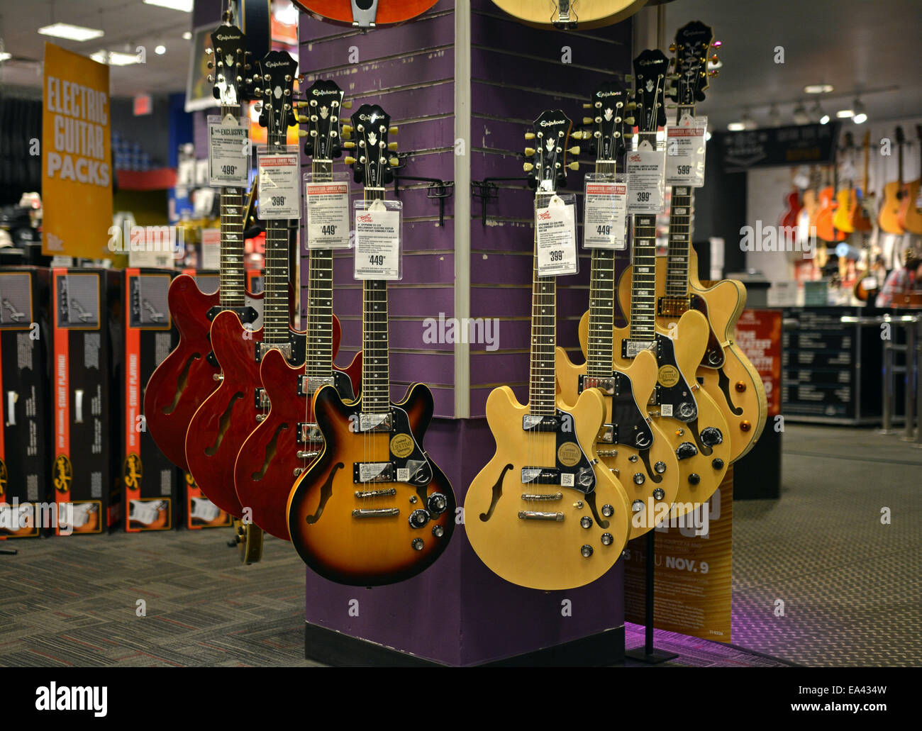 Guitar Center Arlington provides comprehensive guitar repair services for the Arlington area. Our repair technicians are as passionate about your guitars and basses as you are, and we have the experience needed to keep them performing at their best.