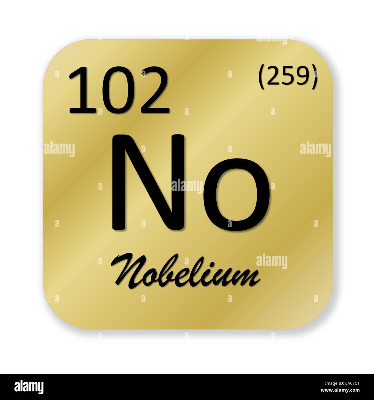 Nobelium element stock photo royalty free image 75125569 alamy nobelium element buycottarizona
