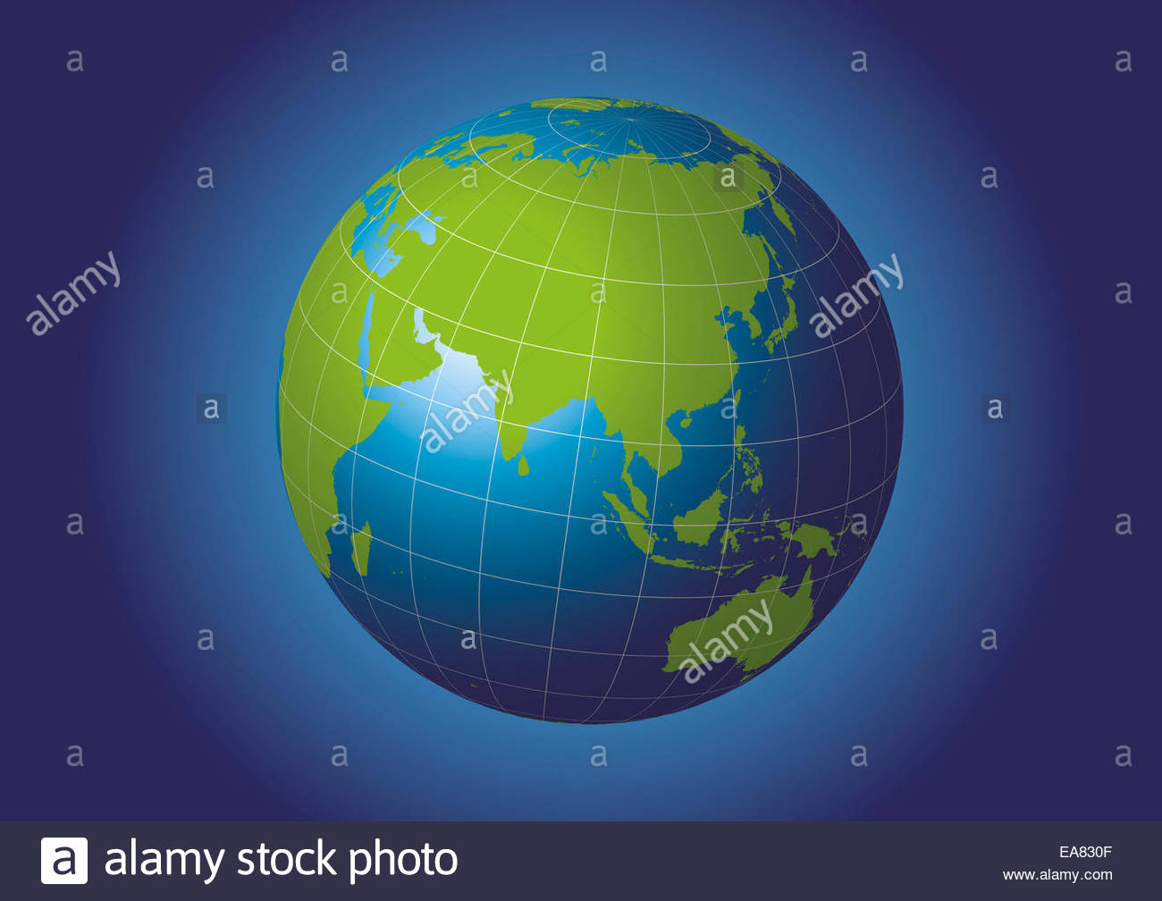 Asia map australia russia africa north pole earth globe stock asia map australia russia africa north pole earth globe elements of this image furnished by nasa gumiabroncs Images