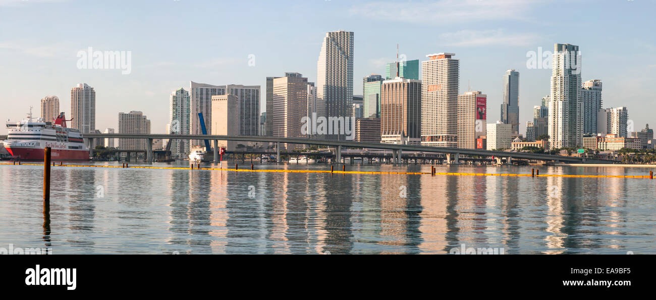 high-rises-of-the-miami-skyline-are-refl