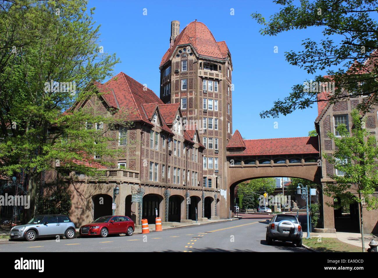 Forest Hills Inn Forest Hills Gardens Queens New York