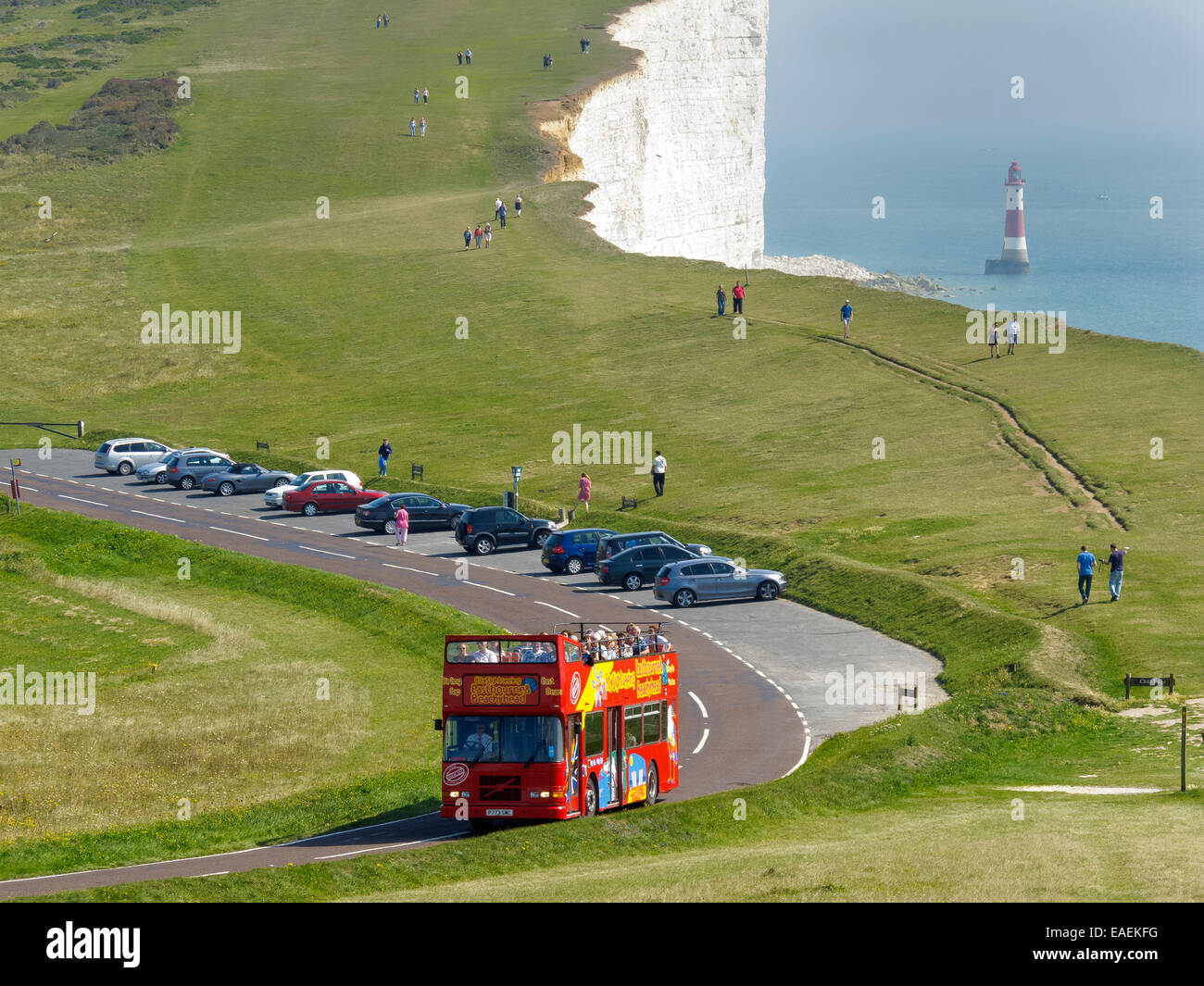 Beachy Head Lighthouse Tour