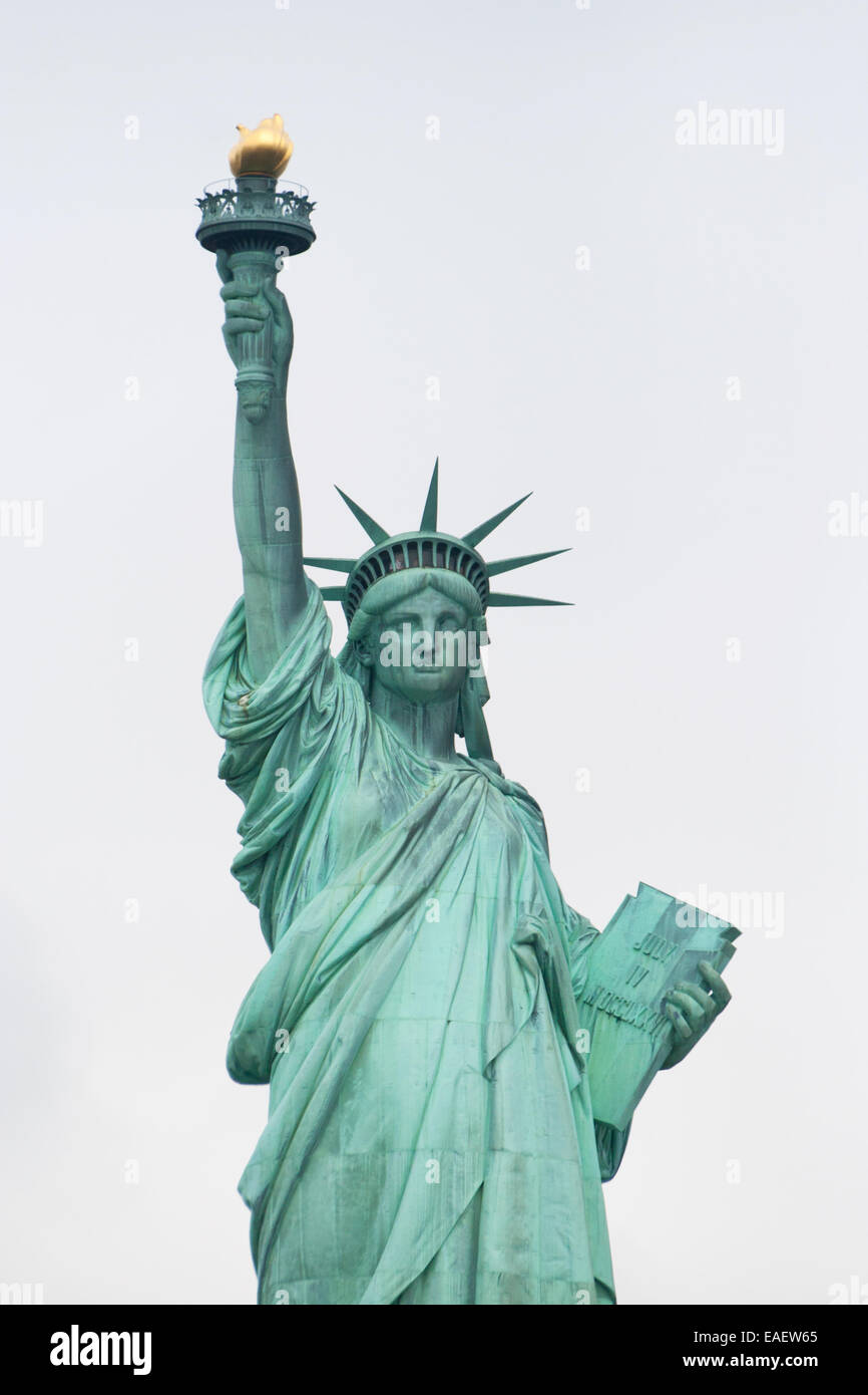 freiheitsstatue statue of liberty new york manhatten usa architektur stockfoto lizenzfreies. Black Bedroom Furniture Sets. Home Design Ideas