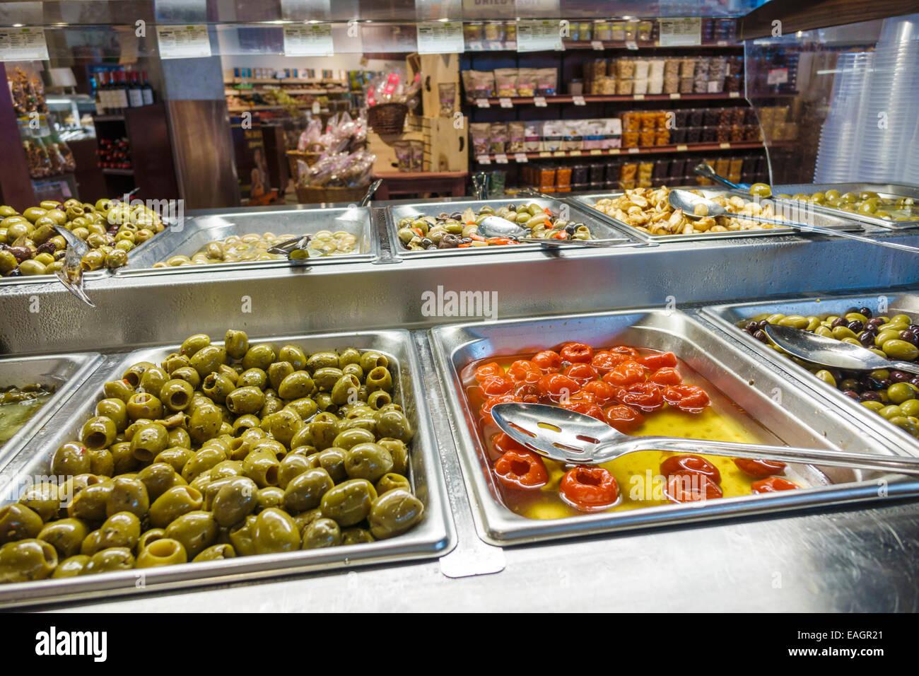 Miami Beach Florida The Fresh Market grocery store ...