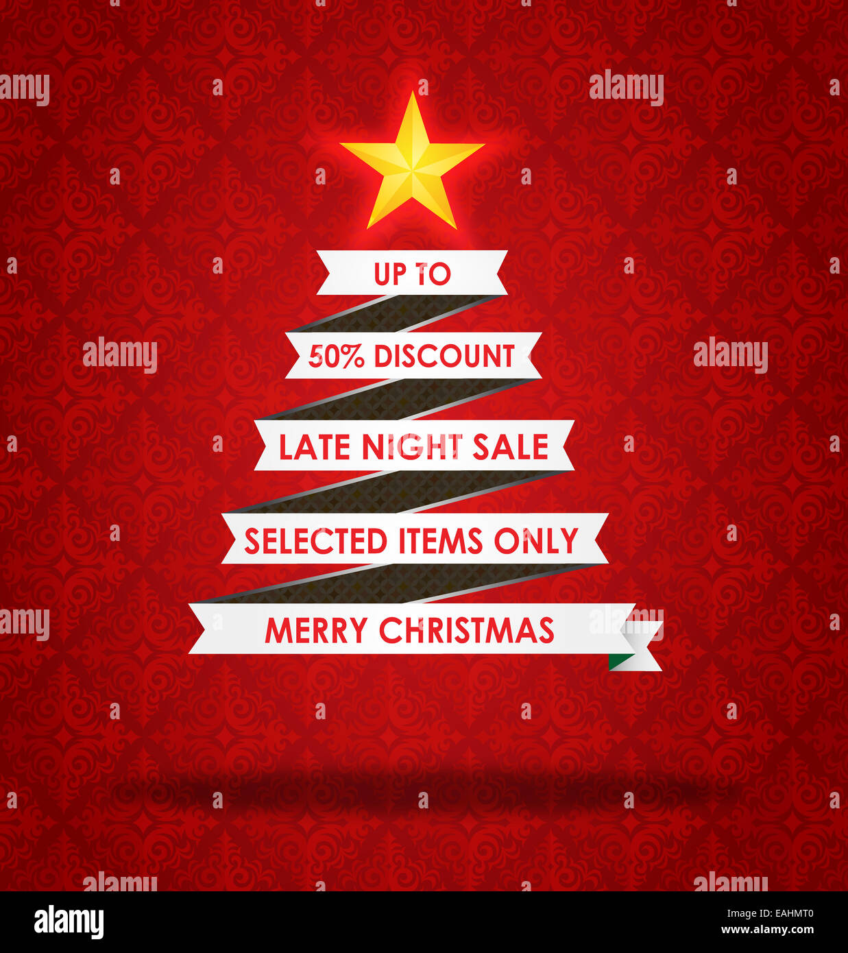 Sales promotion vector banner for christmas marketing event it sales promotion vector banner for christmas marketing event it can be use also as christmas greeting card kristyandbryce Images