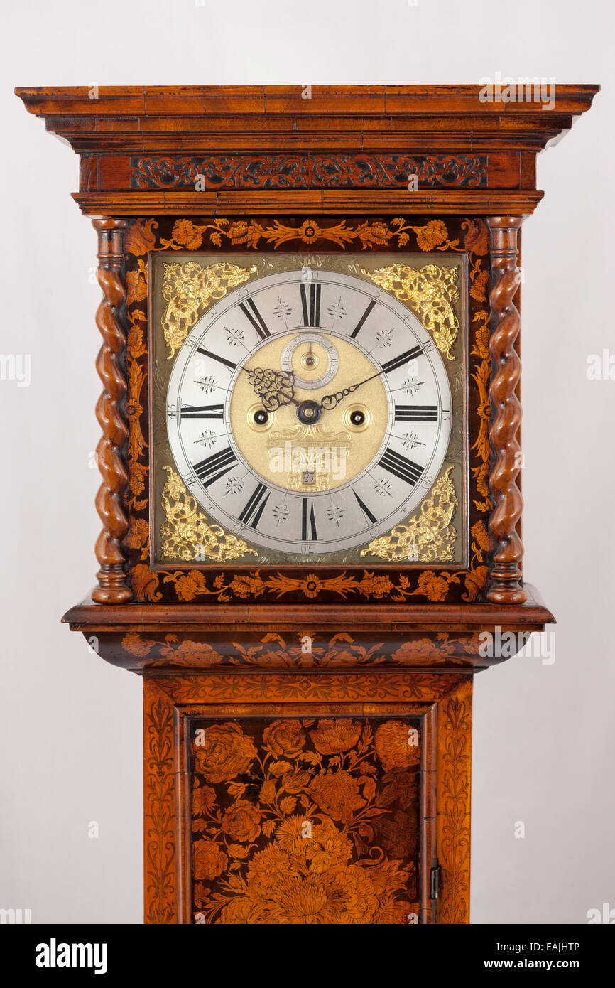 Grandfather Clock Photography