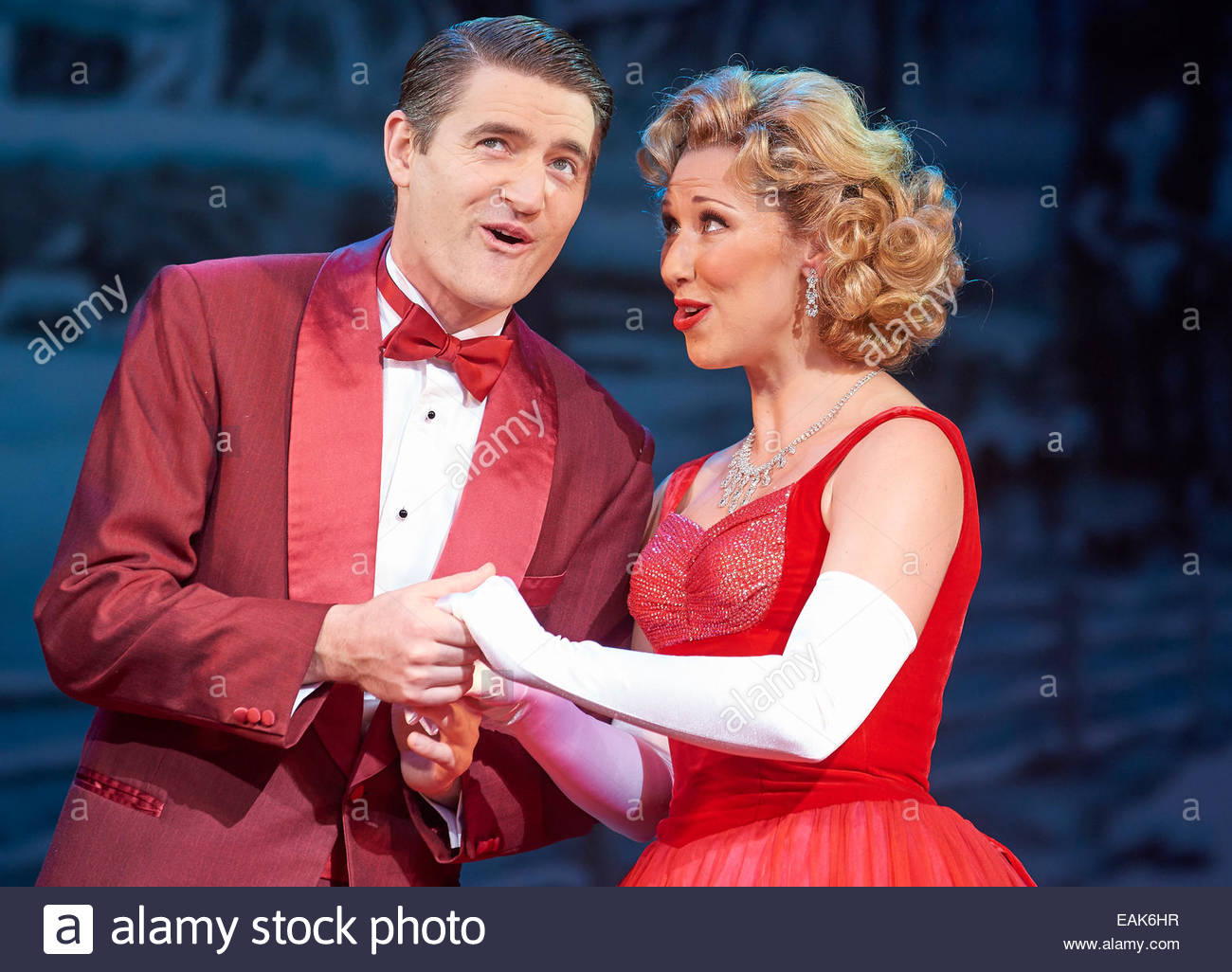 White Christmas by Irving Berlin Directed by Morgan Young Stock
