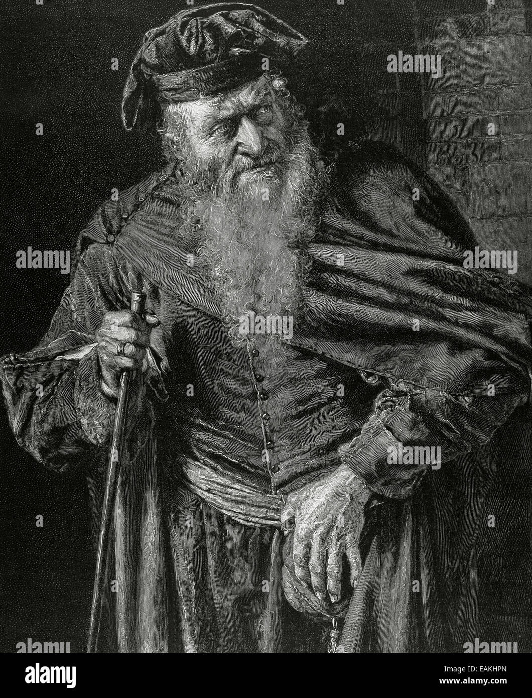 Shakespeare's Character of Shylock in 'The Merchant of Venice' Essay