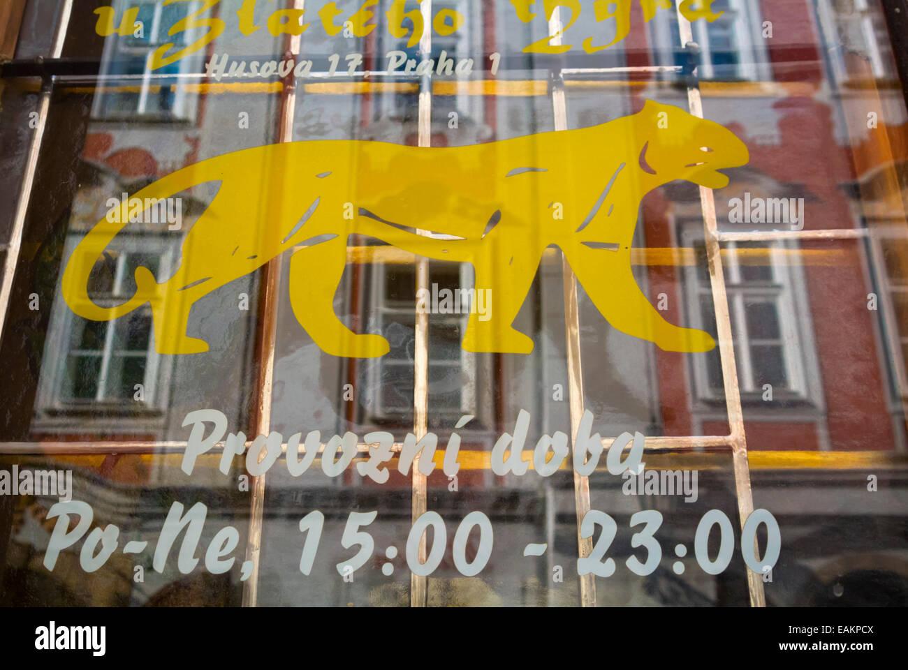 Golden Tiger Prag
