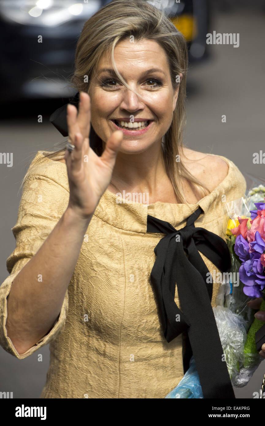 Queen Maxima Of The Netherlands