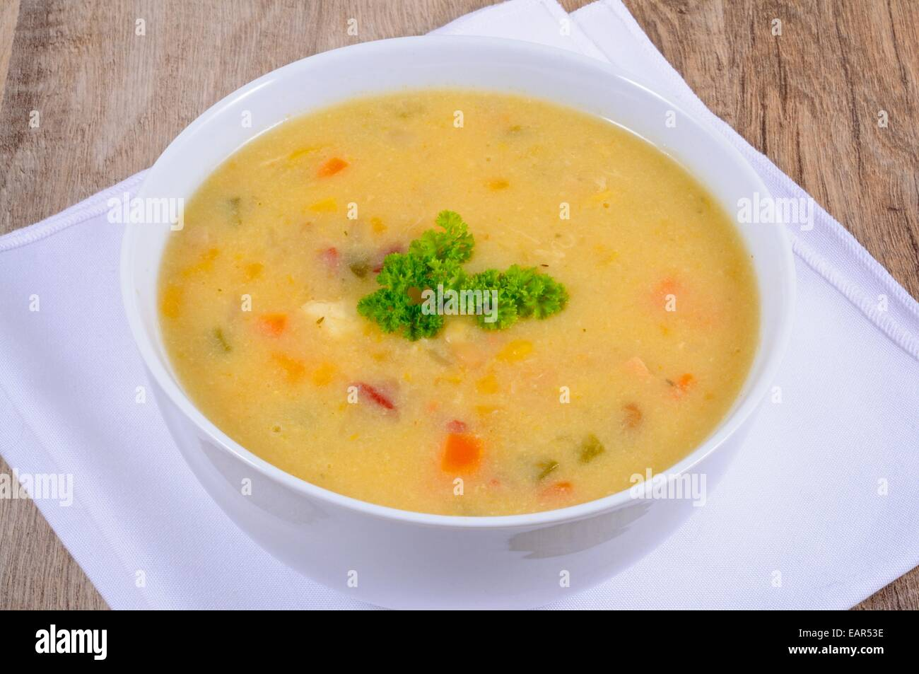 Fish chowder soup including smoked haddock cod salmon for Fish soup cod