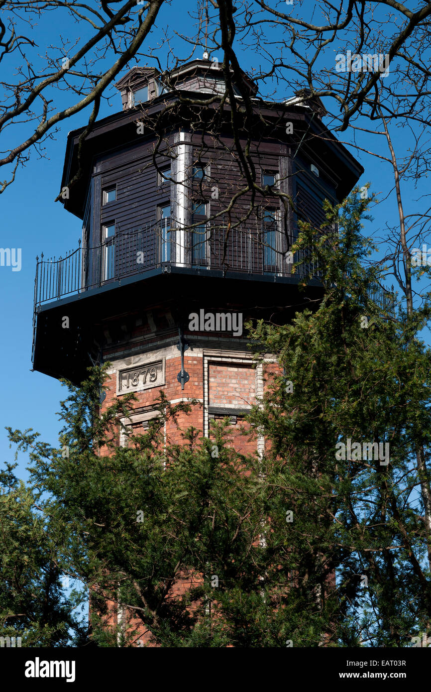 Water Tower Home Converted Victorian Water Tower Now Residential Home Dalkeith