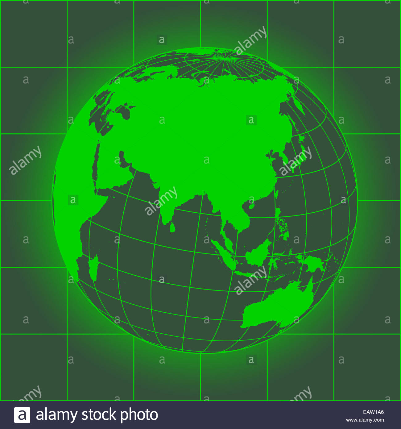 Green asia map australia russia africa north pole earth globe green asia map australia russia africa north pole earth globe old style map of the world gumiabroncs Images