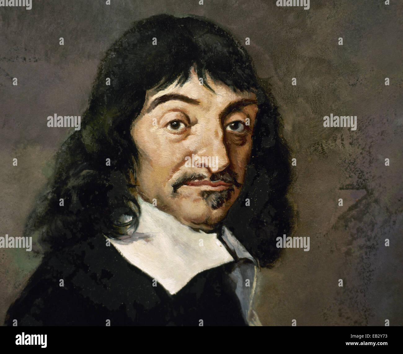 RENE DESCARTES (1596-1650) French philosopher and mathematician ...