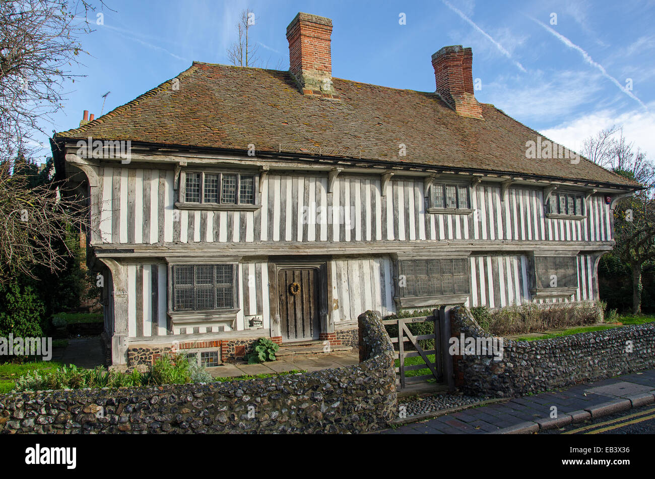 The tudor house one of the oldest houses in margate kent for Tudor house