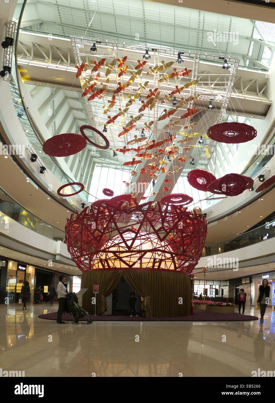 China hong kong chinese lunar new year decoration in for Shopping in cina