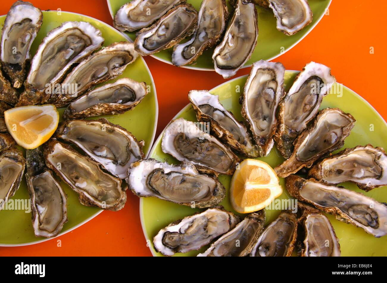 france aquitaine gironde food huitres oysters from